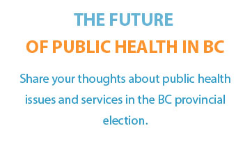 The Future of Public Health in BC