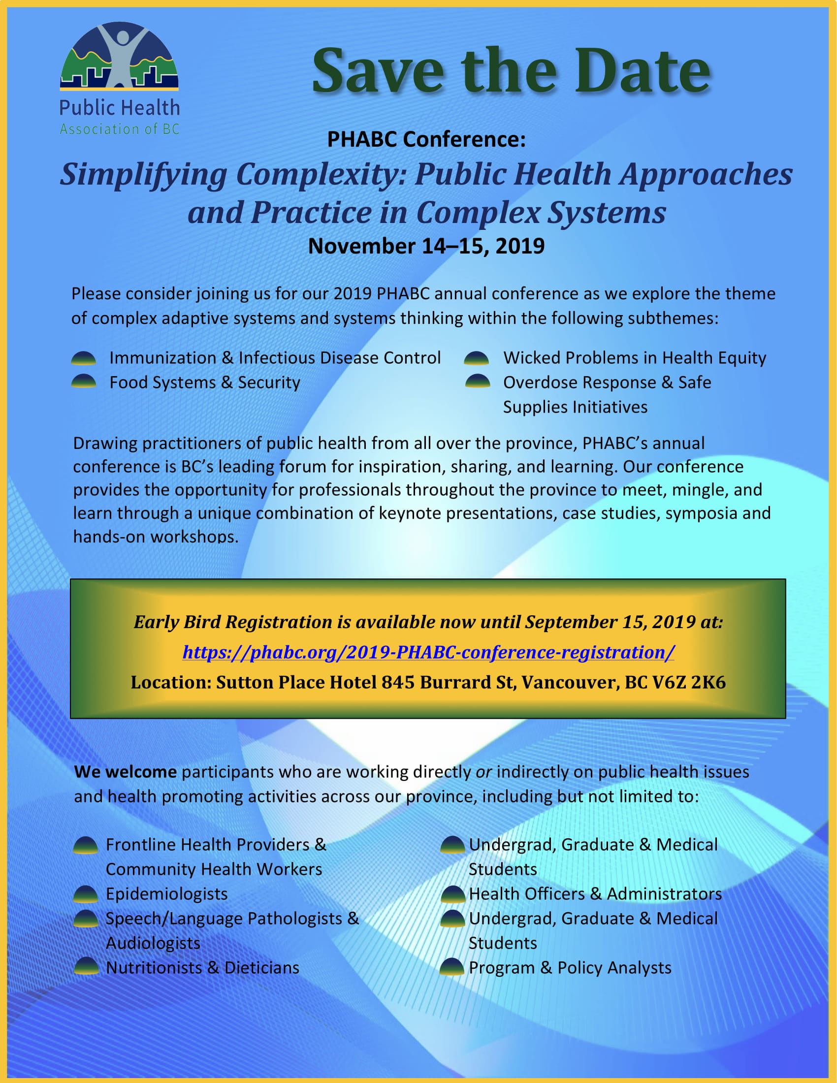 Home - Public Health Association of BC